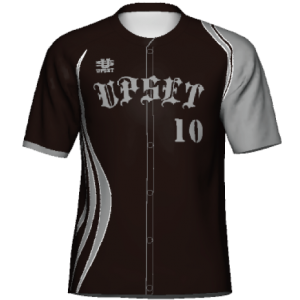 UPSET-野球ユニフォームd