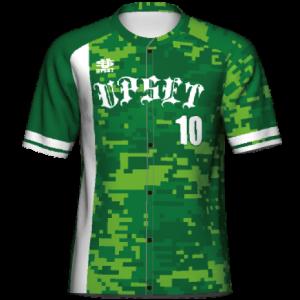 UPSET-野球ユニフォームo